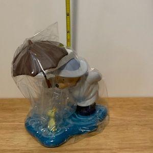 "Disney Pooh Porcelain 5"" Figure NIB"